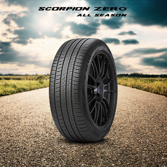 Scorpion Zero™ All Season