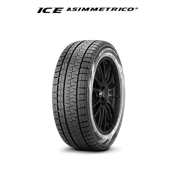 Ice Asimmetrico?